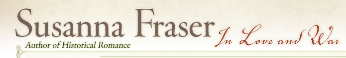 Susanna Fraser | Historical Romance Author